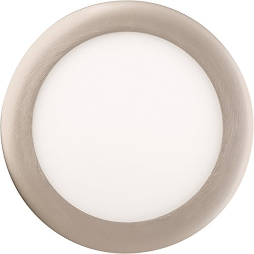 Lithonia Lighting WF3 LED 27K MW M6 8W Ultra Thin Round Dimmable Recessed Ceiling, 3 Inch, 2700K-Warm White