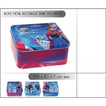 A K Trading Aufbewahrungsboxen Metall Motiv Die Eiskonigin 48