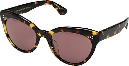 Oliver Peoples Eyewear Women's Roella Sunglasses, Vintage/Purple, One - Vintage Eyewear Company