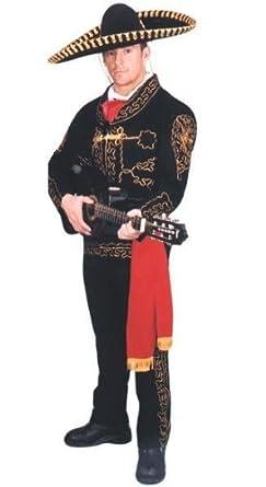 Mariachi Male Costume