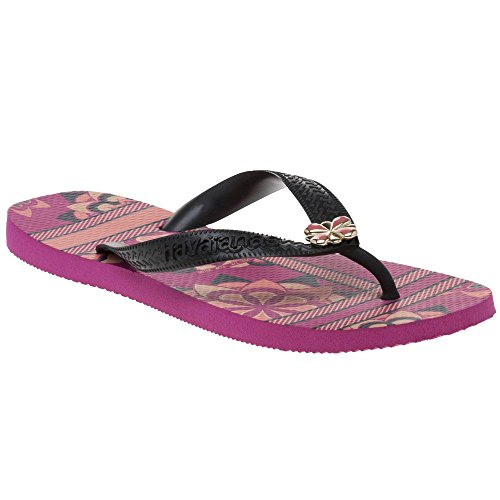 Pink Donna Infradito Gracia Havaianas black 4ZqHY1xO