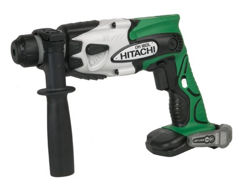 Bare-Tool Hitachi DH18DLP4 18-Volt Lithium-Ion SDS Plus Rotary Hammer  (Discontinued by Manufacturer)