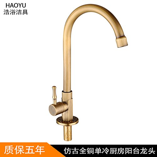 SADASD Modern Bathroom Basin Faucet Chrome Stainless Steel greenical Faucet Single Hole Single Handle Ceramic Valve Hot And Cold Water Mixer Tap With G1 2 Hose