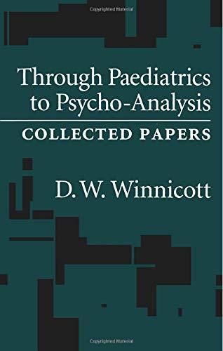 winnicott child development - 5