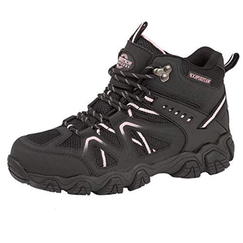 Pink Numeri Nei Black Stivaletti 5 Donna Disponibili Dal In 35 L'escursionismo 42 Impermeabile Da Al Per Scarpe Pelle Leggera Ideali wqR17Hw