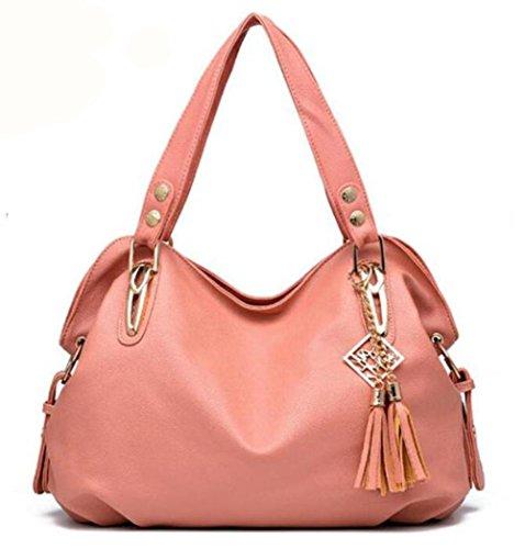 CHAOYANG-mamma femminile Borsa a tracolla di mezza età del messaggero della borsa della borsa borsa di grandi dimensioni