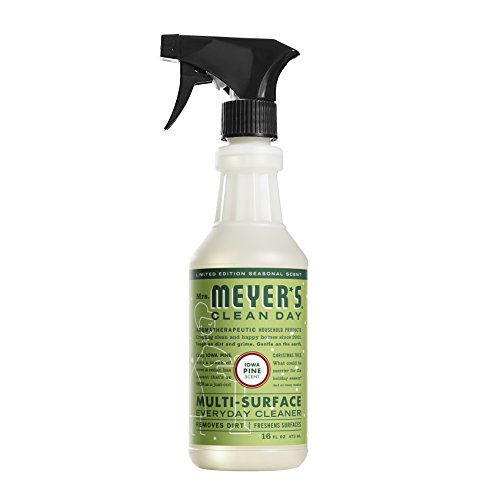 Mrs. Meyer's Merge Multi-Surface Everyday Cleaner, Iowa Pine, 16 Ounce - Mrs Meyers Countertop Spray Lavender
