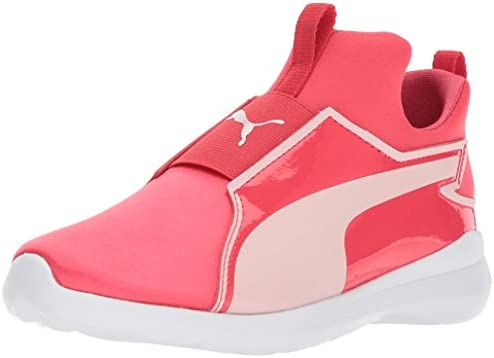 PUMA Kids Rebel Satin Sneaker product image