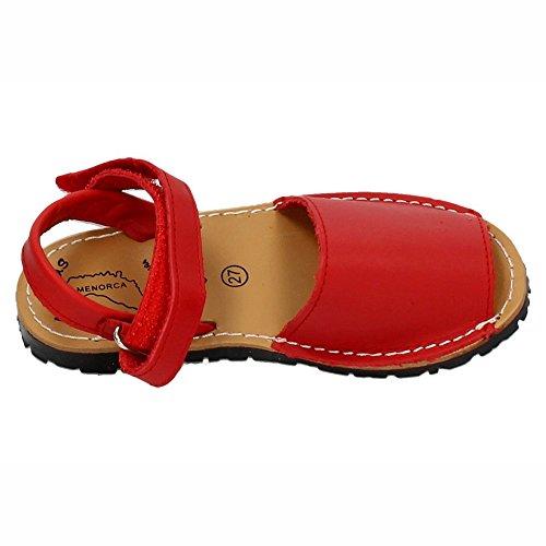 EU 20 Rot WHETIS Größe Sandalen Mädchen Rot gcZWZnRq4