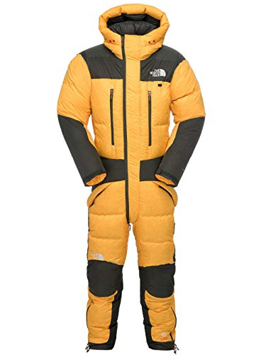 ayan Suit Men's Summit Gold/TNF Black L (Himalayan Suit)