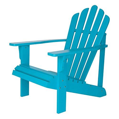 Shine Company Inc. 4611TQ Westport Adirondack Chair, Turquoise