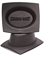 "Design Engineering 050380 Boom Mat Speaker Baffles, 6"" x 9"" Oval, Pack of 2"