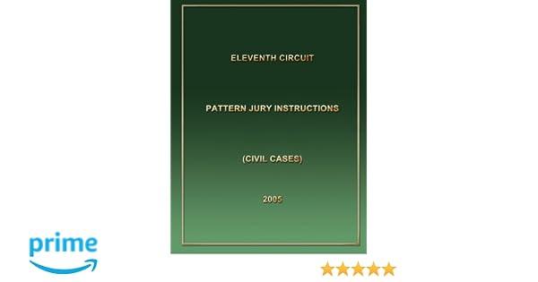 Eleventh Circuit Pattern Jury Instructions Eleventh Circuit