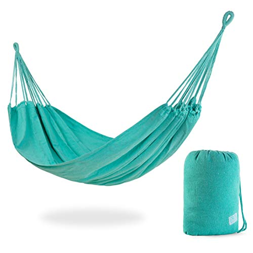 Stratr Brazilian Hammock - Large Hammock for Porch, Backyard, Indoor and Outdoors - Extremely...