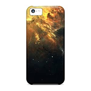 New Arrival Cases Specially Design For Iphone 5c (space Galaxy)