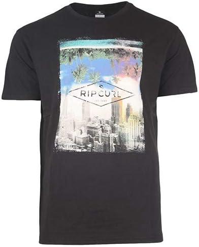 Rip Curl GD/BD Tee - Camiseta para hombre, talla L, color negro: Amazon.es: Deportes y aire libre