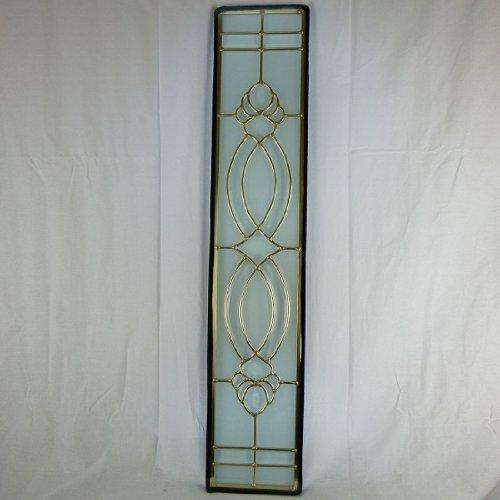 [ステンド グラス 913x177mm]ステンドガラス雑貨★窓やドア、壁に装飾材料美しいステンドグラスsgrss02 B00HSK125W