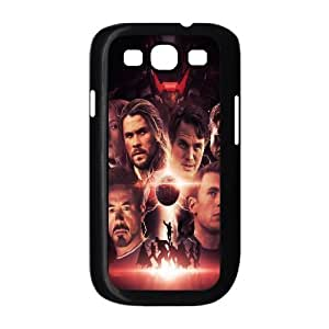 The Avengers FG0070231 Phone Back Case Customized Art Print Design Hard Shell Protection Samsung Galaxy S3 I9300 Kimberly Kurzendoerfer