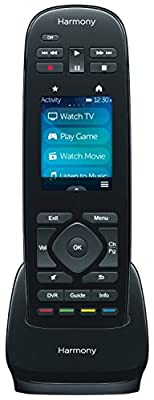 Logitech Harmony 650 Remote Control - Silver (915-000159) (Certified Refurbished)
