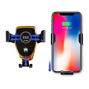 aaerp - Soporte de Coche para Smartphone (inalámbrico, 10 W ...
