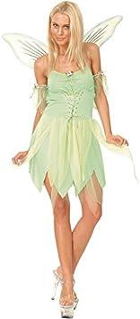 Funtastik - Disfraz de campanilla sexy para adulto: Amazon.es ...