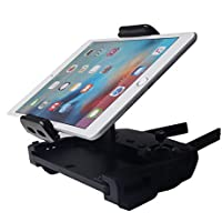 HobbyMarking Aluminum Alloy 4-12 Inches Phone Tablets Mount Holder Foldable Bracket for DJI Mavic Air/Mavic Pro/Mavic Platinum/DJI Spark Remote Controller Accessories