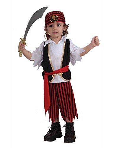 Forum Novelties Toddler Lil' Pirate Boy Costume