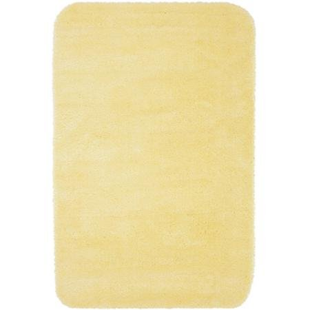 Better Homes and Gardens Extra Soft Bath Rug Collection (30x46, Lemon Ice) from Better Homes & Gardens