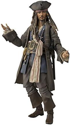 Figuarts Pirates Caribbean Captain Sparrow product image