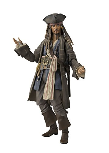 S. H. Figuarts Pirates of the Caribbean Captain Jack Sparrow