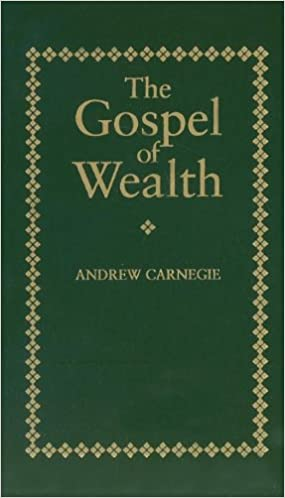 Gospel of Wealth (Little Books of Wisdom)