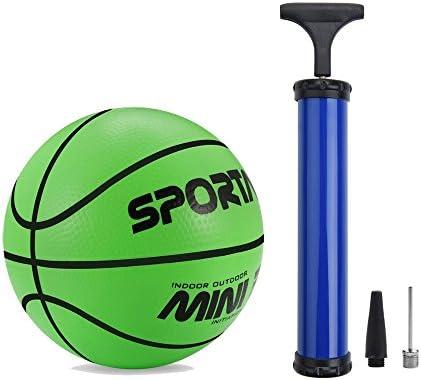 Stylife - Balón de Baloncesto pequeño para niños de 12,7 cm ...