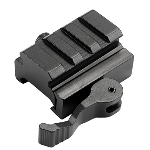 DD DAGGER DEFENSE Dagger Defense quick detach riser mount adaptor for picatinny rail systems