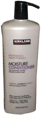 Kirkland Signature Moisture Conditioner, 33.8 Fluid Ounce
