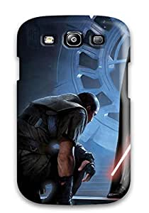 Snap-on Case Designed For Galaxy S3- Star Wars Darth Vador