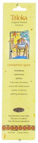Cinnamon Spice - Triloka Original Herbal Incense Sticks
