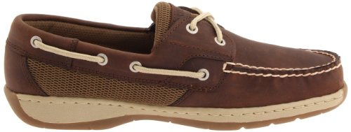 Brown Solstice Bomber Shoe Eastland Women's Boat X1qaag