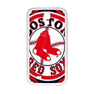 boston red sox Phone Case for Samsung Galaxy S4 Case by icecream design