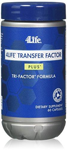 Transfer Factor Plus Tri-Factor Formula (Veggie Capsule) (Factores De Transferencia)