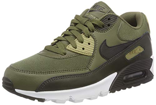 201 Medium Mode Air Olive Homme Olive Multicolore NIKE Neutral Essential 90 Max Baskets Black Sequoia R14aqw