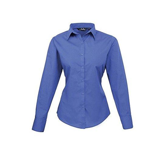 Premier - Chemisier - Femme -  Bleu - 44