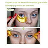 Under Eye Mask, Bornkey 24k Gold Collagen Eye