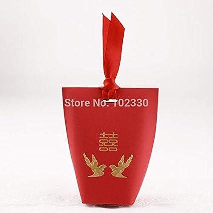 Amazon.com: Bolsas de regalo suministros de envoltura – 100 ...