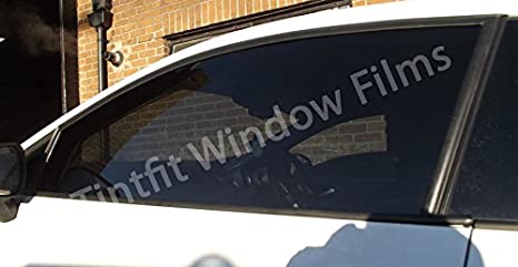 STANDARD MEDIUM 20 50cm x 1m BLACK SMOKED CAR /& OFFICE WINDOW TINTING TINT FILM