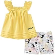 Tommy Hilfiger Baby Girls Shorts Set