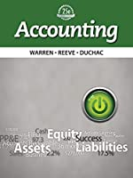 Accounting, 25th Edition Front Cover