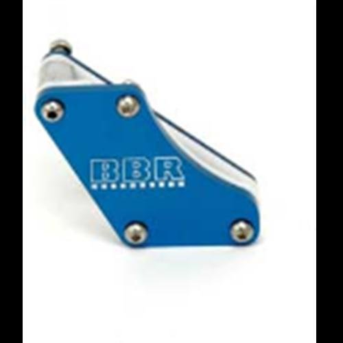 BBR Motorsports Chain Guide Blue Ttr125 00-08 ()