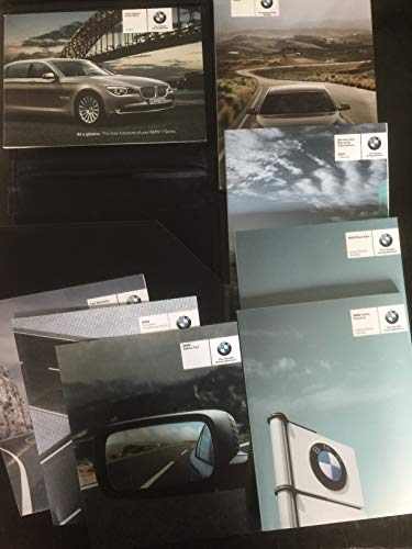 2009 BMW 750i 750li Owners Manual
