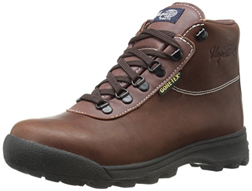 Vasque Men's Sundowner Gore-Tex Backpacking Boot, Red Oak,9.5 M US