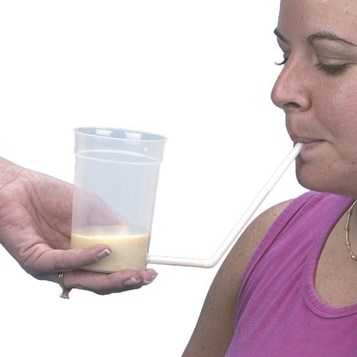 Ableware 745790000 Gravity Assisted Drinking Cup